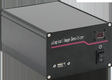 小型画像鮮明化装置μ-LISr(マイクロリサ)