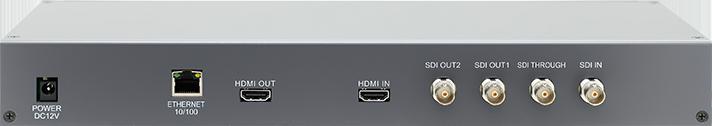 LISr-101 3G-SDI/HD-SDI/SD-SDI/HDMI(DVI)対応